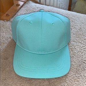 LuLu Lemon Teal Hat
